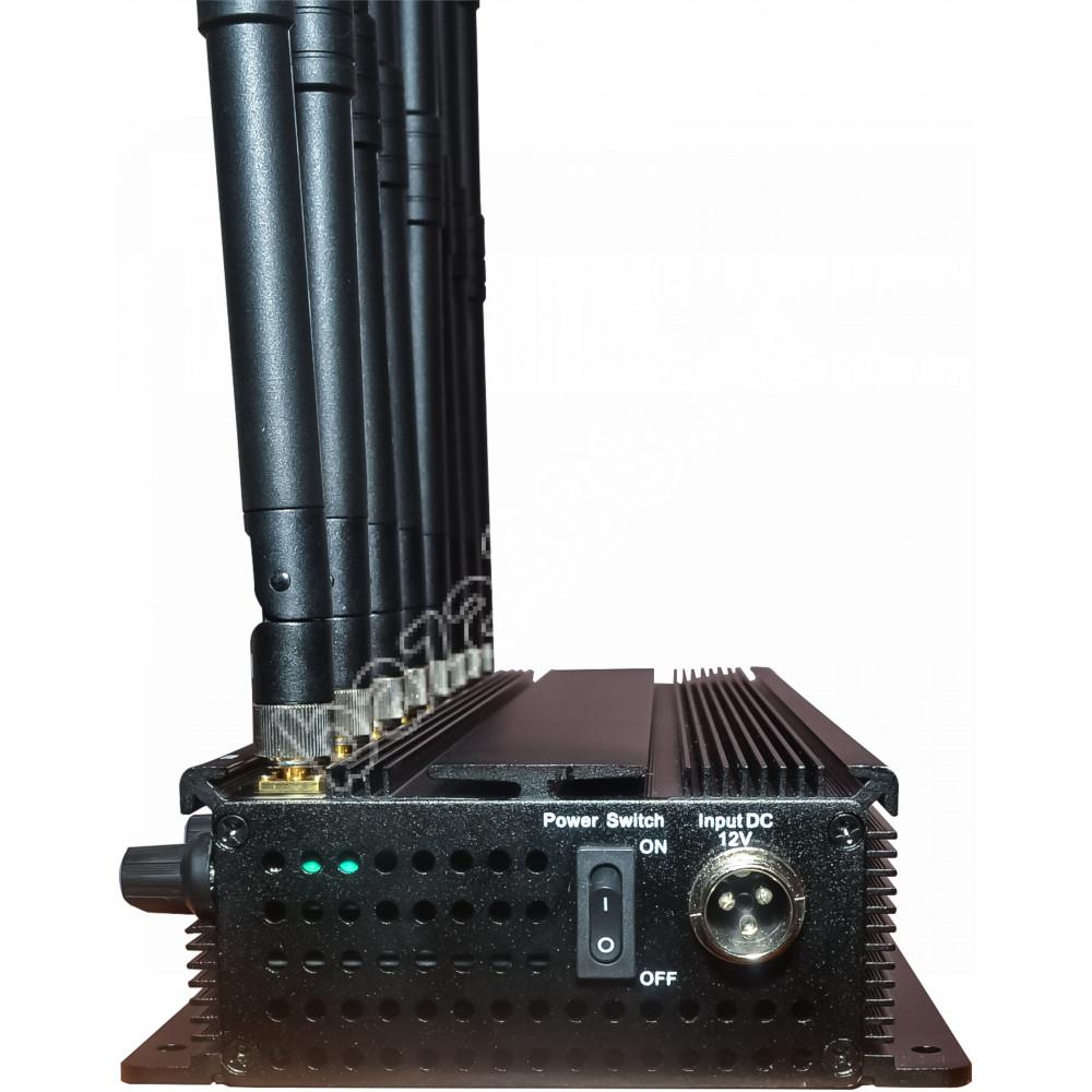 Мультичастотный экспертный подавитель сигналов EaglePro Вихрь