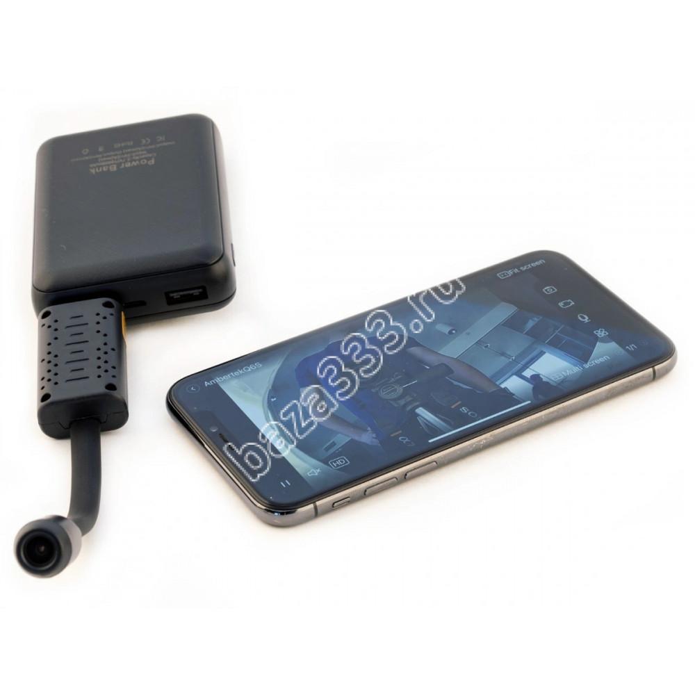 Wi-Fi мини камера Ambertek Q6S