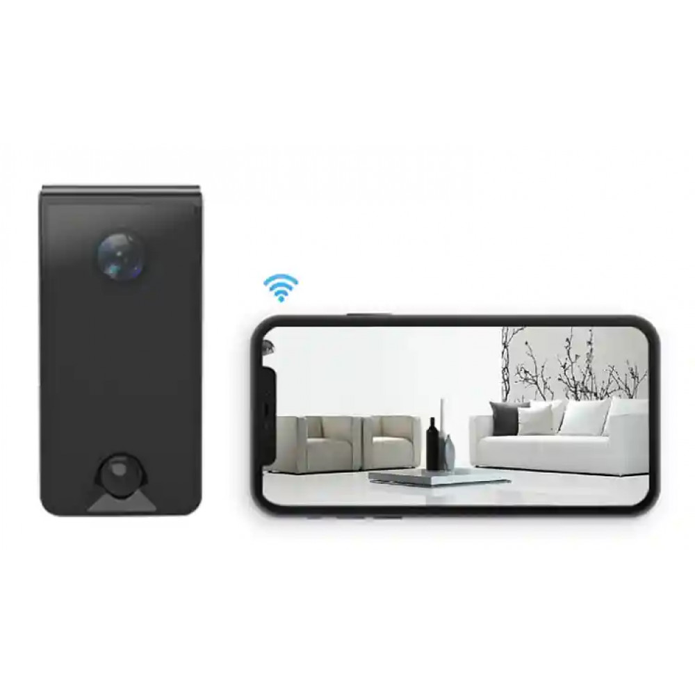 Умная WiFi камера с PIR сенсором