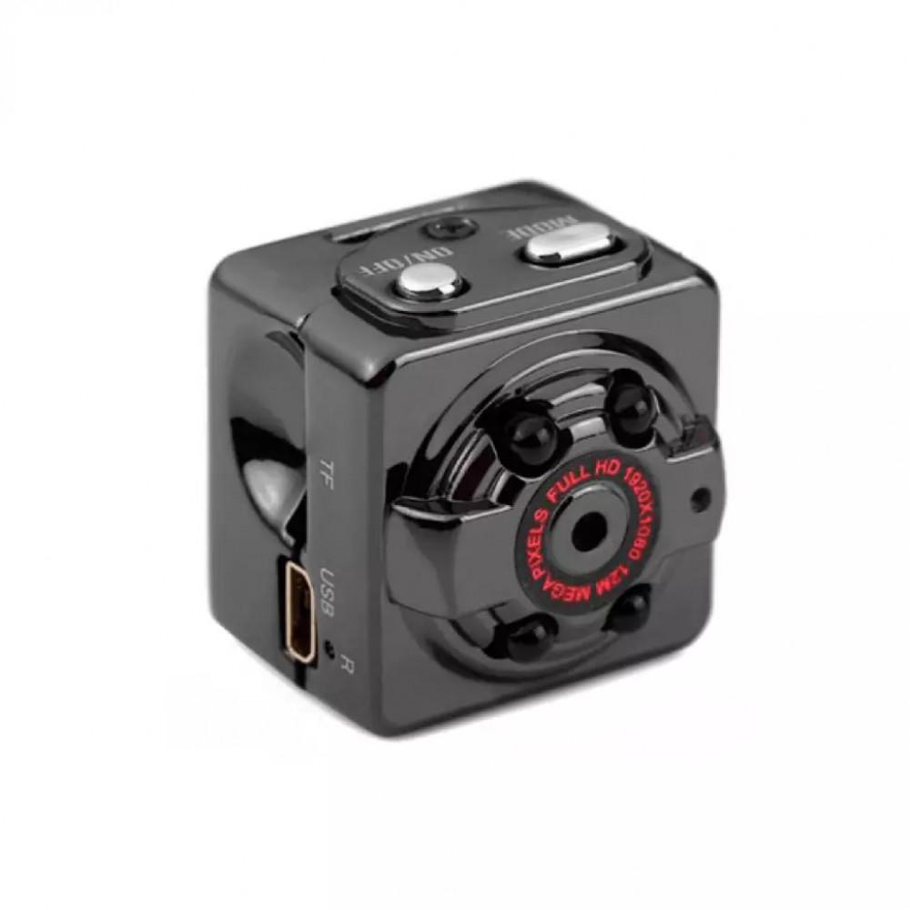 Мини камера SQ8 Full HD с ИК подсветкой
